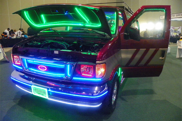 Nave led